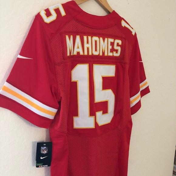 86b229f17 Kansas City Chiefs Patrick Mahomes Men s jersey 🏈